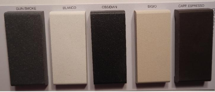 Our Granite Composite Sinks Are Available In The Following Colors